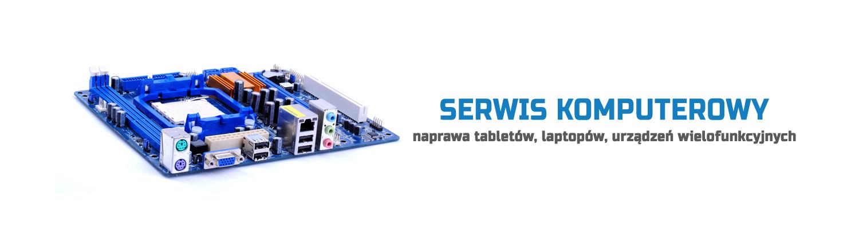 Serwis komputerowy, naprawa komputerów